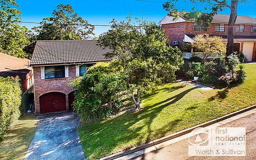 18 Burns Road, Winston Hills NSW