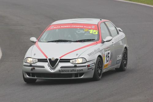 Alfa Romeo Championship - Cadwell Park 2018
