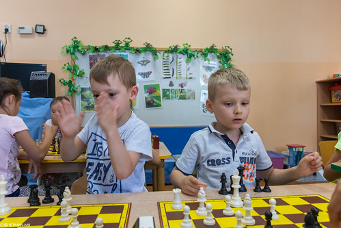 VIII Szachowe Mistrzostwa Przedszkola Nr 4-12