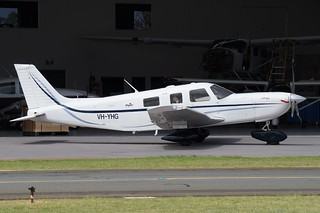 VH-YHG Piper PA-32-301FT 6X