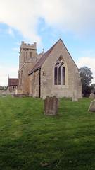 Bury Huntingdonshire / Cambridgeshire (jmc4 - Church Explorer) Tags: bury church huntingdonshire gravestones graveyard cambridgeshire