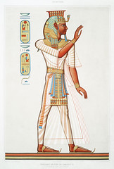 Full portrait of Ramses III from Histoire de l'art égyptien (1878) by Émile Prisse d'Avennes (1807-1879). Digitally enhanced by rawpixel. (Free Public Domain Illustrations by rawpixel) Tags: egyptian otherkeywords anillustrationoftheegyptian ancestry ancient ancientegyptian ancientegyptianart anqet antique archaeological archeology art artwork cc0 design designing drawing dynasty egypt egyptiankingdom egyptien egyptology empire fullportrait handdrawn histoiredelartégyptien historical history illustration kingdom mythology old oldfashioned outlines outlinesfromtheantique painting pattern portrait psd publicdomain ramsesiii sepia sketch story traditional vintage émileprissedavennes