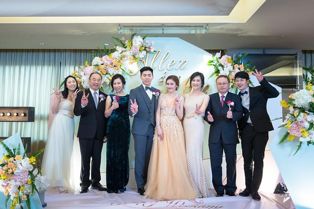 Allen&Alice-台南大億麗緻宴客-婚禮記錄-71