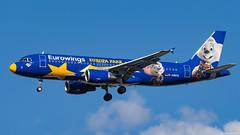 D-ABDQ / Airbus A320-214 / Eurowings (PBe1958) Tags: transportation lietadlo aircraft airplane aero aeroplane airliner jetliner airbus a320 a320232 vie loww viennainternational wienschwechat ewg eurowings