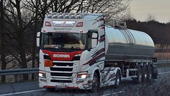 F - Norman Express Scania NG R HL (BonsaiTruck) Tags: norman express scania ng lkw lastwagen lastzug truck trucks lorry lorries camion caminhoes