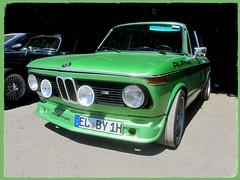 BMW 2002 (v8dub) Tags: bmw 2002 allemagne deutschland germany german niedersachsen pkw voiture car wagen worldcars auto automobile automotive youngtimer old oldtimer oldcar klassik classic collector osterholz scharmbeck alpina