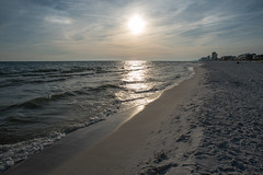 Beach - Rick Seltzer Park - Panama City - Florida - 10 May 2017 (goatlockerguns) Tags: beach rick seltzer park panama city florida sunset south southern southeast usa unitedstatesofamerica gulfofmexico