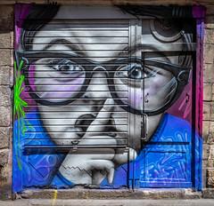 Rouen graffiti art (Bob Radlinski) Tags: europe france normandie normandy rouen seinemaritimedepartment ruedesbonenfant travel graffiti
