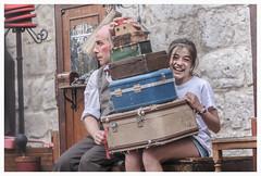 #Kicirke (^ ^ Saha) Tags: tac valladolid teatroyartesdecalle tacvll2018 ciakicirke festival