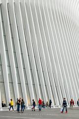 Westfield World Trade Center (Rich Lonardo Photo) Tags: mall worldtradecenter architecture newyork city amazing design people