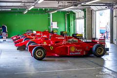 1972 Ferrari 312B2, F1-91 643, F92A, 412 T1, F310B (belgian.motorsport) Tags: 1972 ferrari 312b2 1991 f191 643 1992 f92a 1994 412 t1 1997 f310b schumacher berger alesi prost ickx circuit zolder 2018 historic gp grandprix grand prix classic oldtimer modena motorsport v12 v10