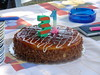 Happy Birthday!!  It was a nice celebration!!   P1040490 (amalia_mar) Tags: happybirthday sweet cake numbers twonumbers 7dwf closeup weeklythemes sundaylights