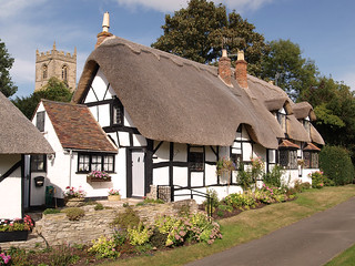 Tenpenny cottage, Welford on Avon, Warwickshire.