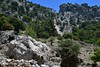 Cliffs over Kato Syme (orientalizing) Tags: archaeologicalsite archaia architecture bronzeage cliffs crete greece ironage katosyme landscape