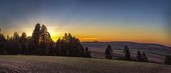 Sunset on the Palouse (McKendrickPhotography.com) Tags: palouse sunset washington idaho kamiakbutte