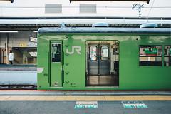 _MG_6078 (waychen_c) Tags: japan kyoto shimogyoku kyotostation naraline jr jrwest train railway station platform 103series japanrailways 日本 京都 下京区 jr西日本 京都駅 奈良線 103系 jnr 国鉄 日本国有鉄道 国鉄型 国鉄色 2018関西旅行