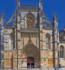 Monasterio de Batalha (Leiria, Portugal) (Miguelanxo57) Tags: gótico manuelino iglesia monasterio batalha leiria portugal