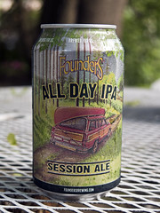 Founders All Day IPA (Boneil Photography) Tags: boneilphotography brendanoneil canon powershot g16 macro beer founders alldayipa