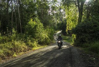 country road ride