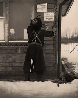 First April Cossak - Here story starts / Первопапрельский казак - так история начинается