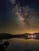 Bridgeport, CA (mikeSF_) Tags: california bridgeport mono lake reservoir astro stars milky way galaxy night long exposure pentax 645z 645 dfa35 astrophotography mikeoriaphotography wwwmikeoriacom outdoor pond bank sierra sierras eastern east