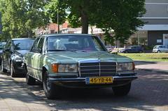 1973 Mercedes Benz 280SE 45-YB-44 (Stollie1) Tags: 1973 mercedes benz 280se 45yb44 heemstede