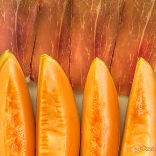 Ham & Melon