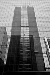JJN_6863 (James J. Novotny) Tags: window windows reflecting reflection facade chicago buildings building bw nikon d750 city unlimiedphotos citylife unlimitedphotos