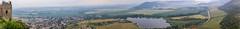 Panorama view from Turna Castle [SK] (gabormatesz) Tags: photography canon canon80d panorama panoramaexperience sk slovakia turňanadbodvou castle landscape landscapes mountains mountain mountainscape viewpoint košickýkraj