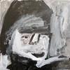 Az. (Peter Van Lancker) Tags: children acrylic portrait black white asd ass autism