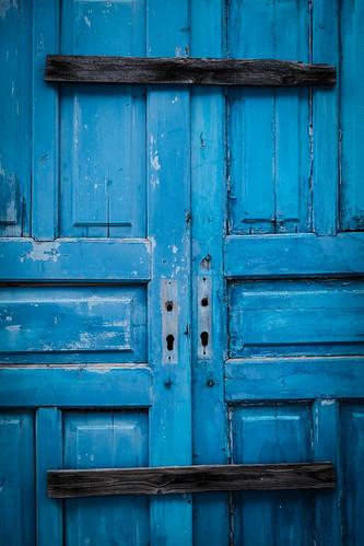 Greece Doors
