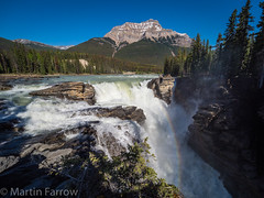 _5238312 (Hyperfocalist) Tags: canada alberta spring rocky mountains athabasca falls waterfall river white water power force deep canyon