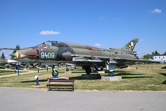 Sukhoi SU-22M-4 Polish Air Force 9409 (NTG842) Tags: deblin poland tuesday muzeum sil powietrznych or the museum air force sukhoi su22m4 polish 9409