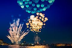 fireworks (turntable00000) Tags: fireworks yokohama kanagawa japan extrabokeh bokeh nightscape enjoy early summer