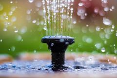 IMG_0128 (Sevonn) Tags: water fountain bokeh