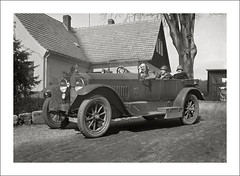 Vehicle Collection (8887) - Mercedes Benz (Steve Given) Tags: familycar motorvehicle automobile mercedesbenz poland 1920s