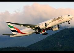 B777-F1H   Emirates SkyCargo   A6-EFO   HKG (Christian Junker   Photography) Tags: nikon nikkor d800 d800e dslr 70200mm aero plane aircraft boeing b777f1h b777200lrf b777200f b77f b777 b772 b777f b772lrf b777200 emiratesskycargo emirates ek uae ek9283 uae9283 emirates9283 a6efo cargo freighter heavy widebody triple7 departure takeoff 25l gearup airline airport aviation planespotting 42233 1248 422331248 hongkonginternationalairport cheklapkok vhhh hkg hkia clk hongkong sar china asia lantau haeco therocks christianjunker flickraward flickrtravelaward zensational worldtrekker superflickers hongkongphotos