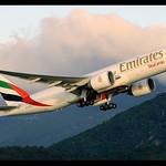 B777-F1H | Emirates SkyCargo | A6-EFO | HKG thumbnail