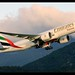 B777-F1H   Emirates SkyCargo   A6-EFO   HKG