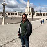 Visitando o Santuário de Fátima 🙏 #Portugal