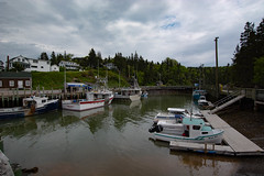 Hall's_Harbor-1_MaxHDR_Dehaze_Contrast (old_hippy1948) Tags: harbor tidal bay boats water