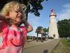 Marblehead Lighthouse (terryhadalittlelamb) Tags: mandalyn mandy marblehead lighthouse lake erie ohio oh