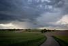 Nord Isère - Artas - Landscape - before the storm - (Jean-Philippe Le Royer) Tags: landscape paysages campagne cloud arbre storm sky isere ciel orage cielorageux nuages