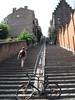 Montagne de Bueren (lorenzog.) Tags: montagnedebueren staircase liège belgium mostextremestaircases stairs nikon d700 vivalaweekend ilobsterit