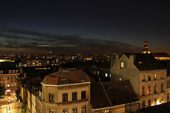 Bruxelles la nuit (urb_mtl) Tags: nuit night belgique belgium ville city urbain urban nighthawk brussels bruxelles