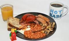 Breakfast 145/2018 (Charles Dawson) Tags: food breakfast