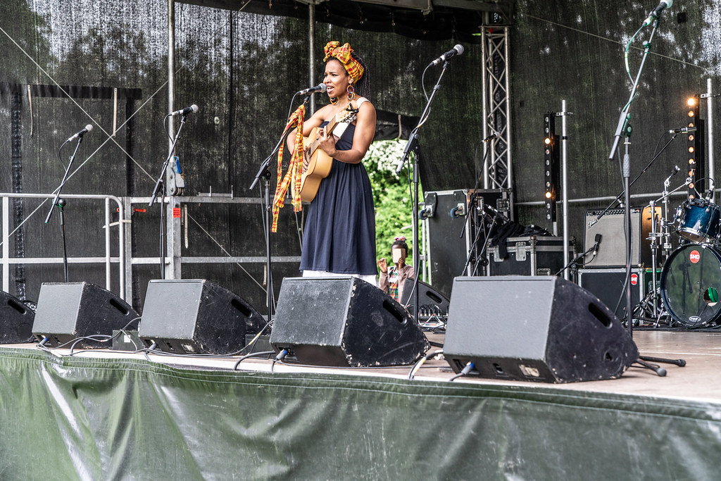 INES KHAI FROM GUADELOUPE [AFRICA DAY 2018 IN DUBLIN]-140506
