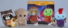 Hallmark - Guardians of the Galaxy (Darth Ray) Tags: hallmark itty bittys marvels guardians galaxy ittybittys marvel guardiansofthegalaxy rocketraccoon groot starlord gamora yonduudonta rocket raccoon star lord yondu udonta