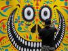 #BeautifulMonsters (THERATKIDSCRU) Tags: beautifulmonsters exhibition collective gurúmx helliongallery yoshi47 cdmx mexicocity shooting rkc