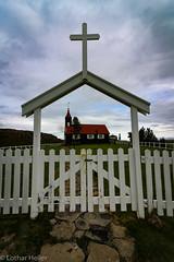 Iceland_Church-2 (Lothar Heller) Tags: lotharheller church iceland island islandia kirche